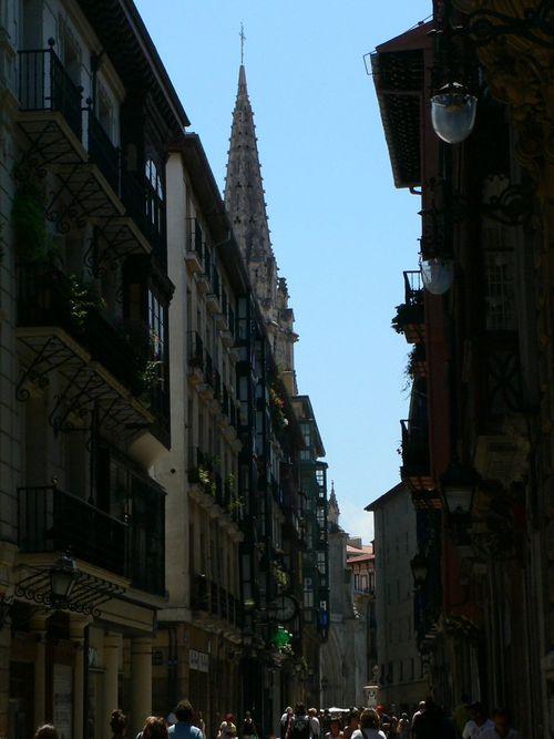 calle bidebarrieta