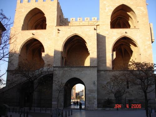 Torres del Serrano